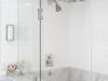 New Master bath shower